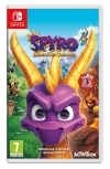 Spyro Reignited Trilogy PL  Nintendo Switch