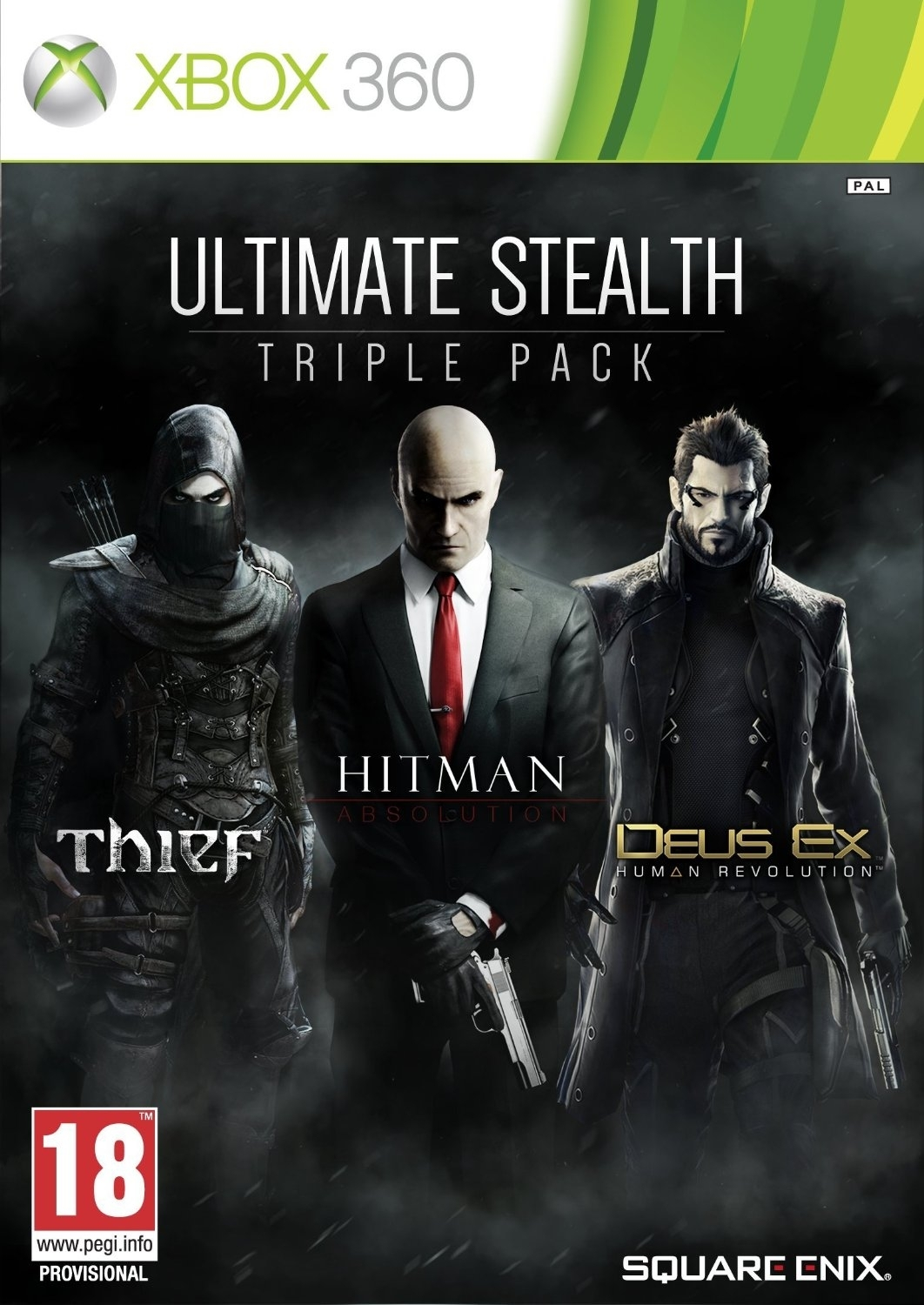 Ultimate Stealth Triple Pack (Xbox 360)