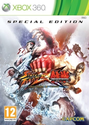 Street Fighter X Tekken Special Edition(Xbox 360)