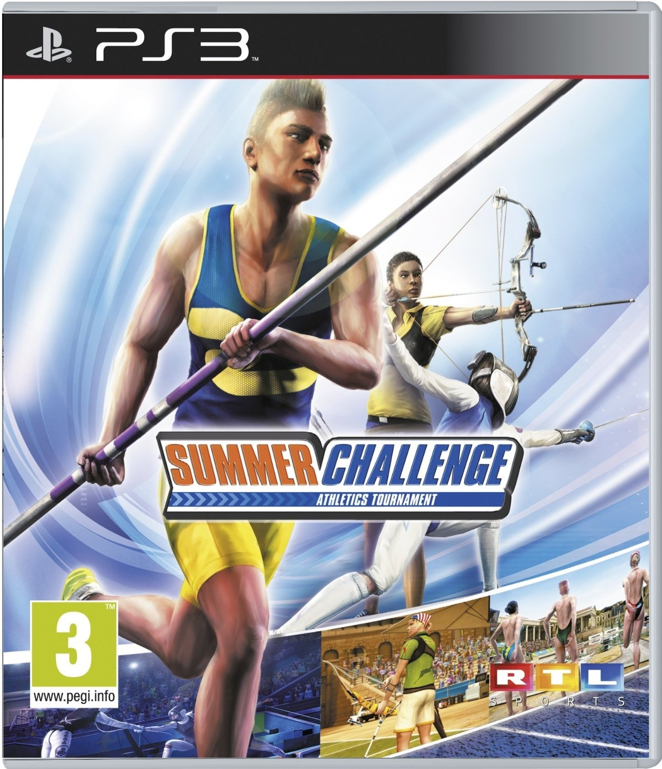 Summer Challenge: Athletics Tournament (PS3)