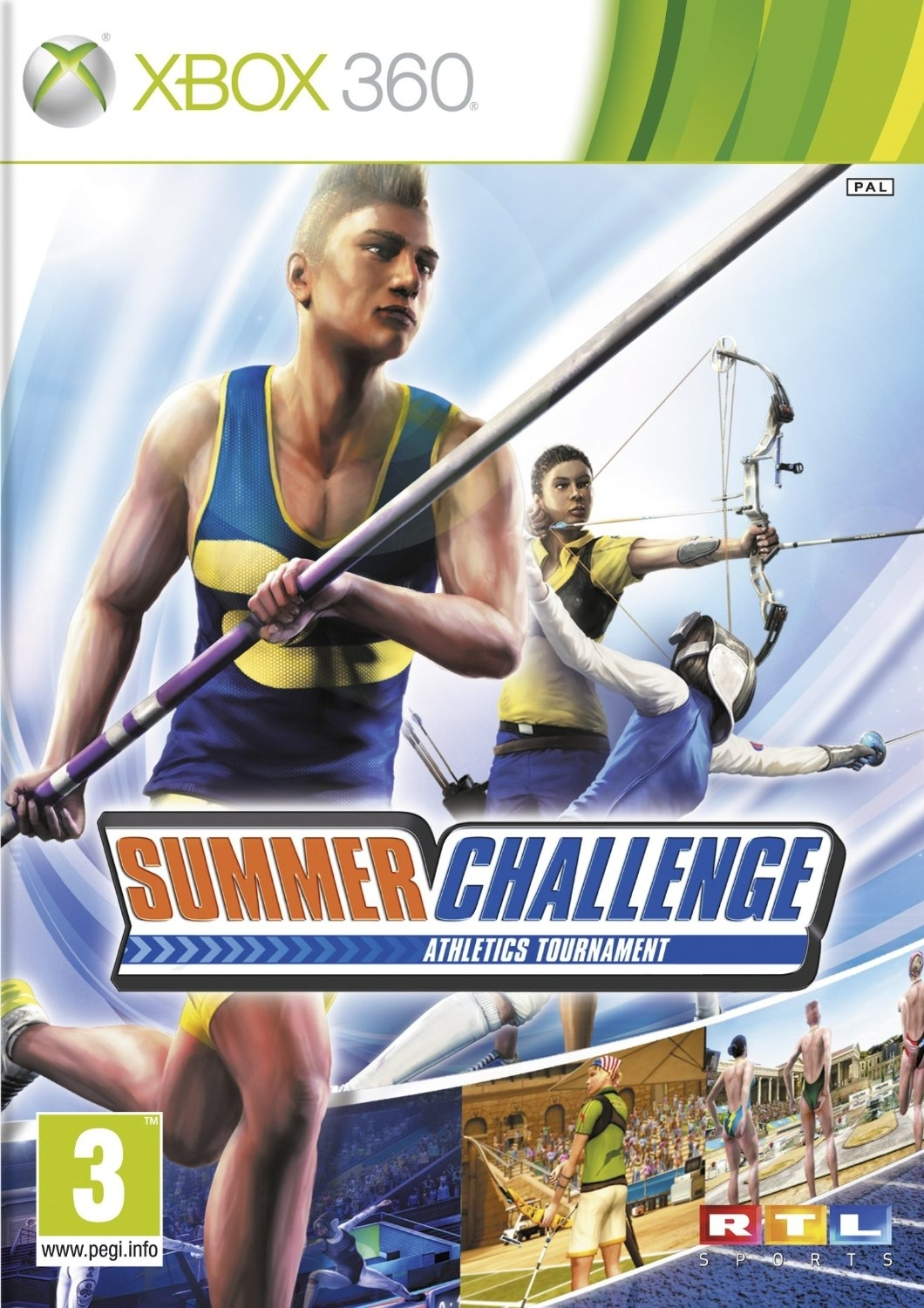 Summer Challenge: Athletics Tournament (Xbox 360)