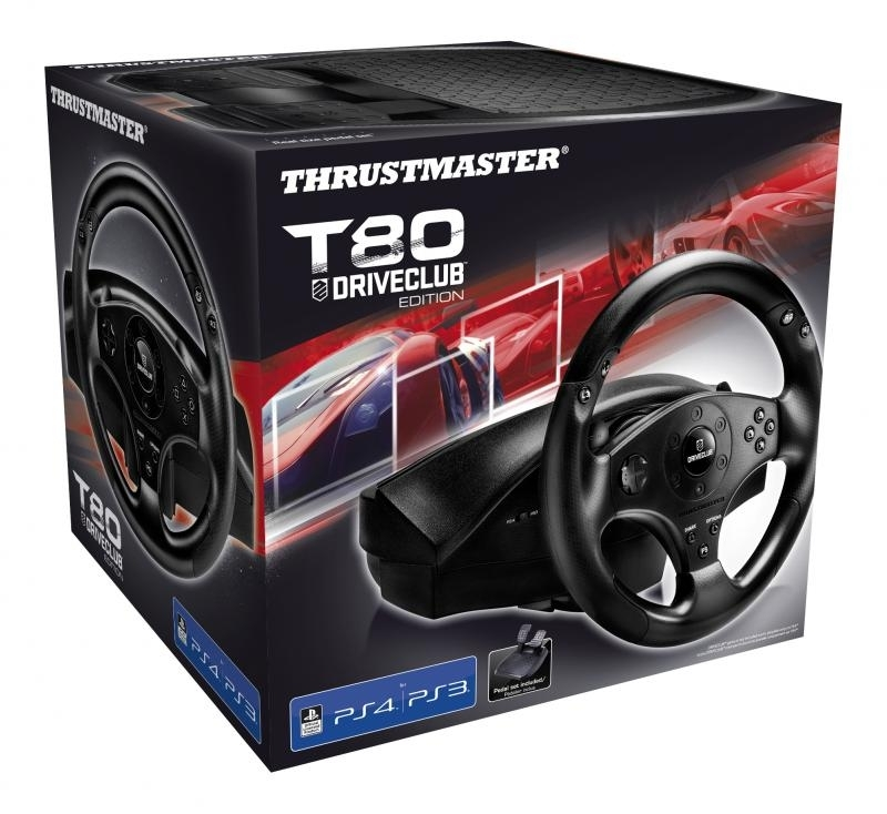 Kierownica Thrustmaster T80 (PS3) / (PS4)