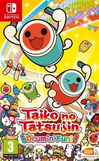 Taiko no Tatsujin: Drum 'n' Fun! (Switch)