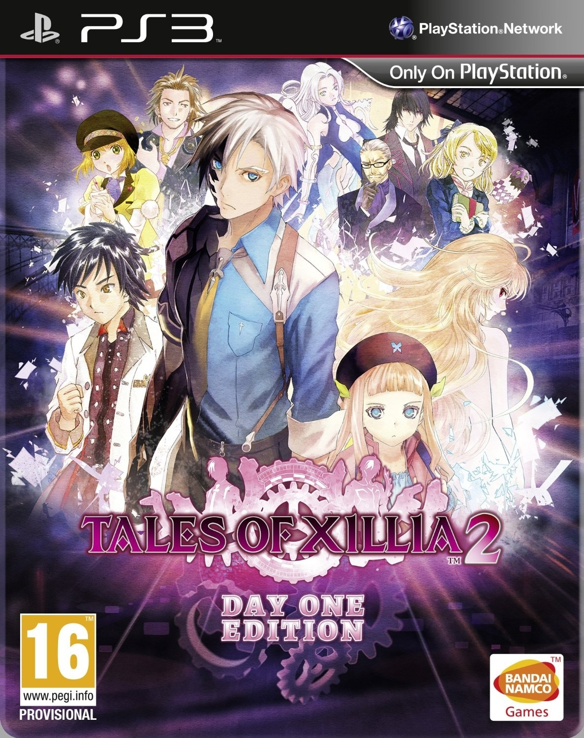 Tales of Xillia 2 D1 Edition (PS3)