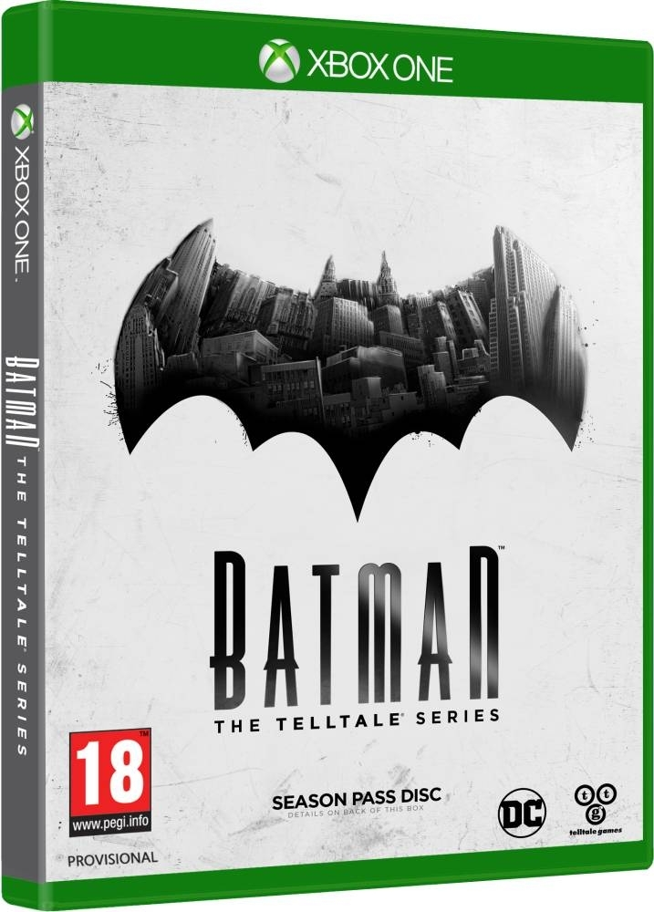 Batman The Telltale Series (XBOX ONE)