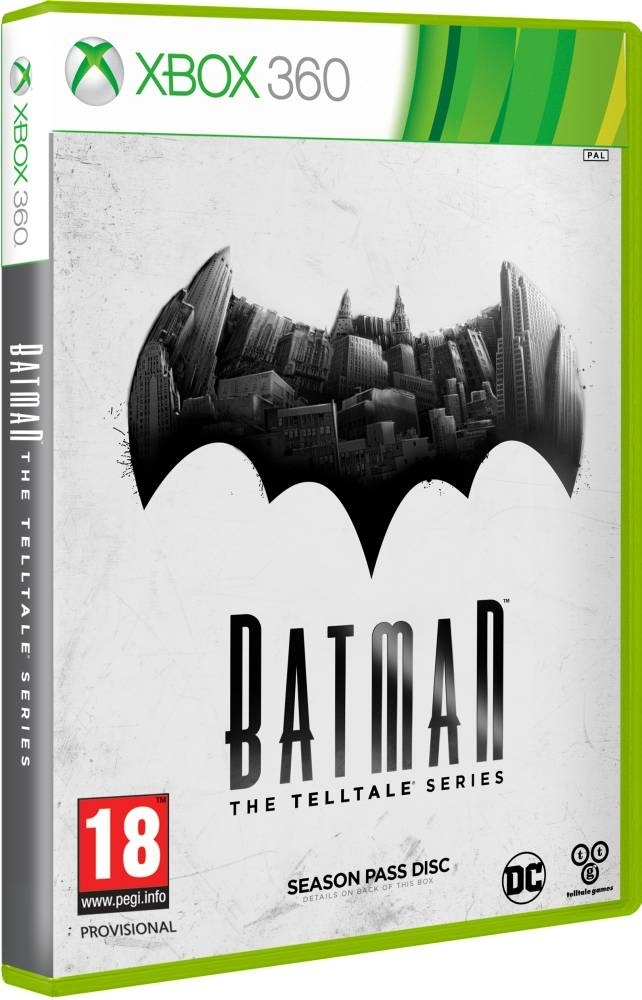 Batman The Telltale Series (XBOX 360)