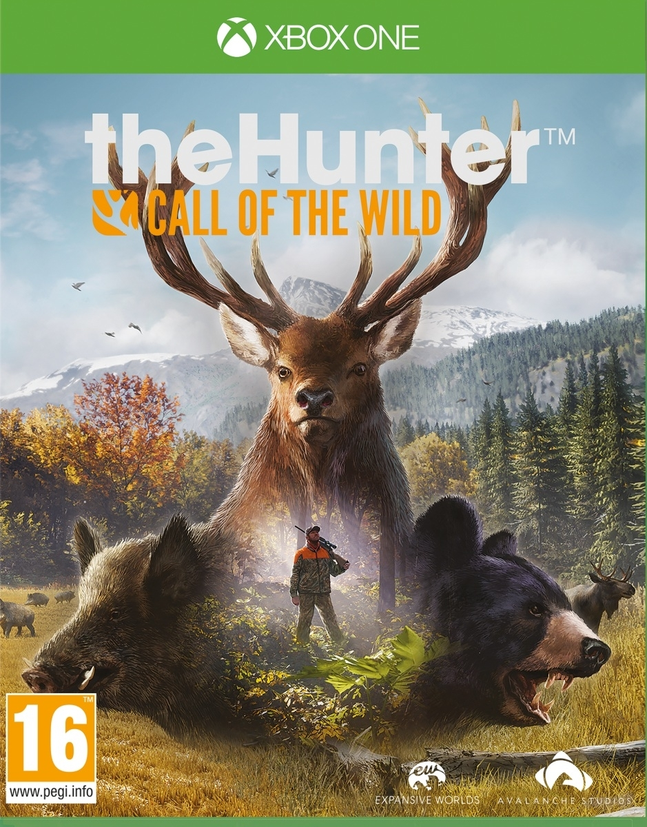 the HUNTER Call of the Wild PL (Xbox One)