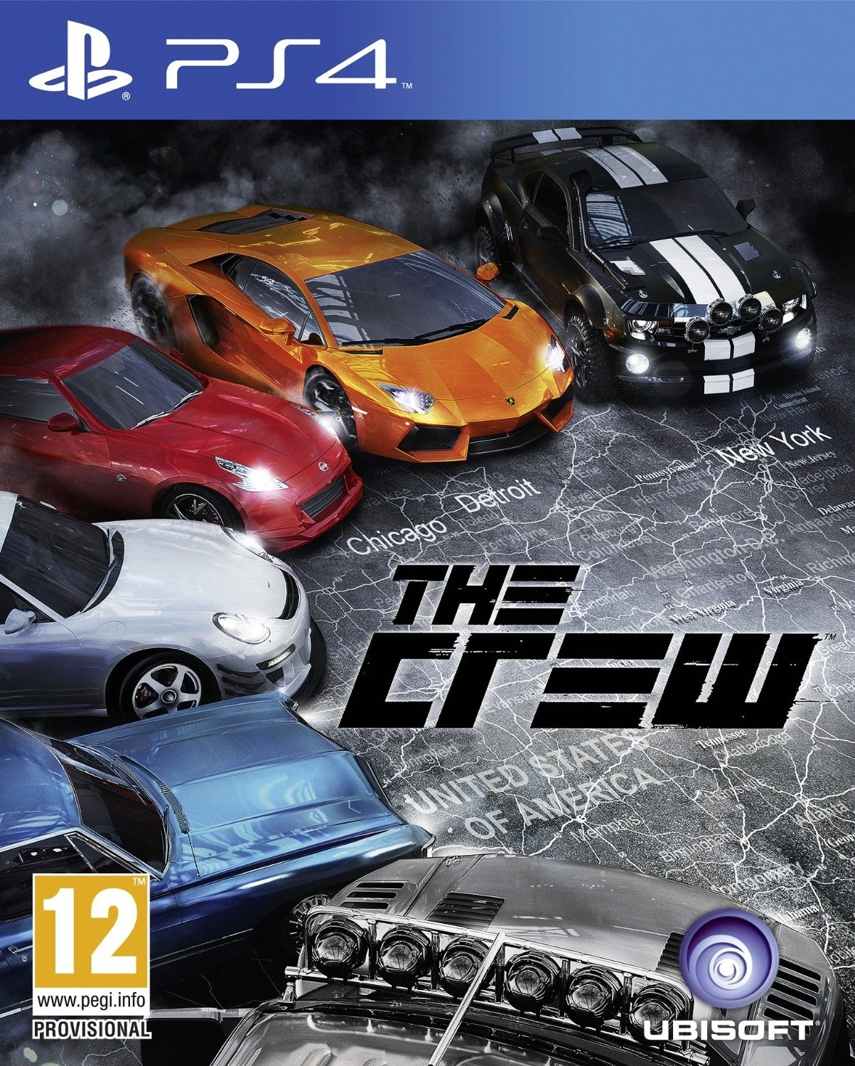 The Crew PL (PS4)