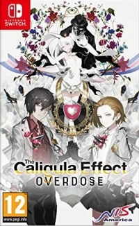 The Caligula Effect Overdose Nintendo Switch