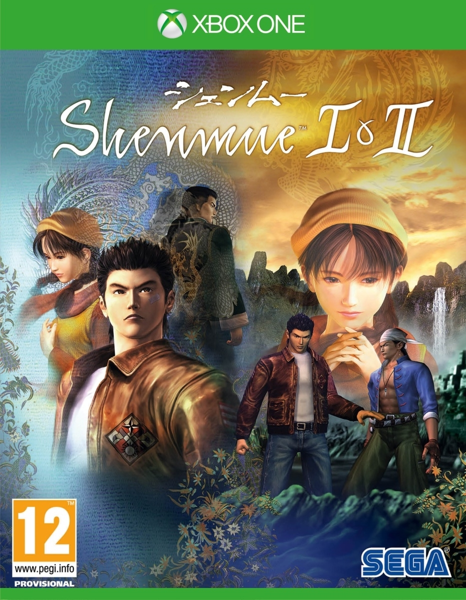 The Shenmue 1/2 Collection (XBOX ONE)