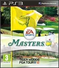 Tiger Woods Pga Tour 12: The Masters Move (PS3)