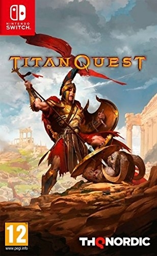 Titan Quest: Anniversary Edition PL NINTENDO SWITCH