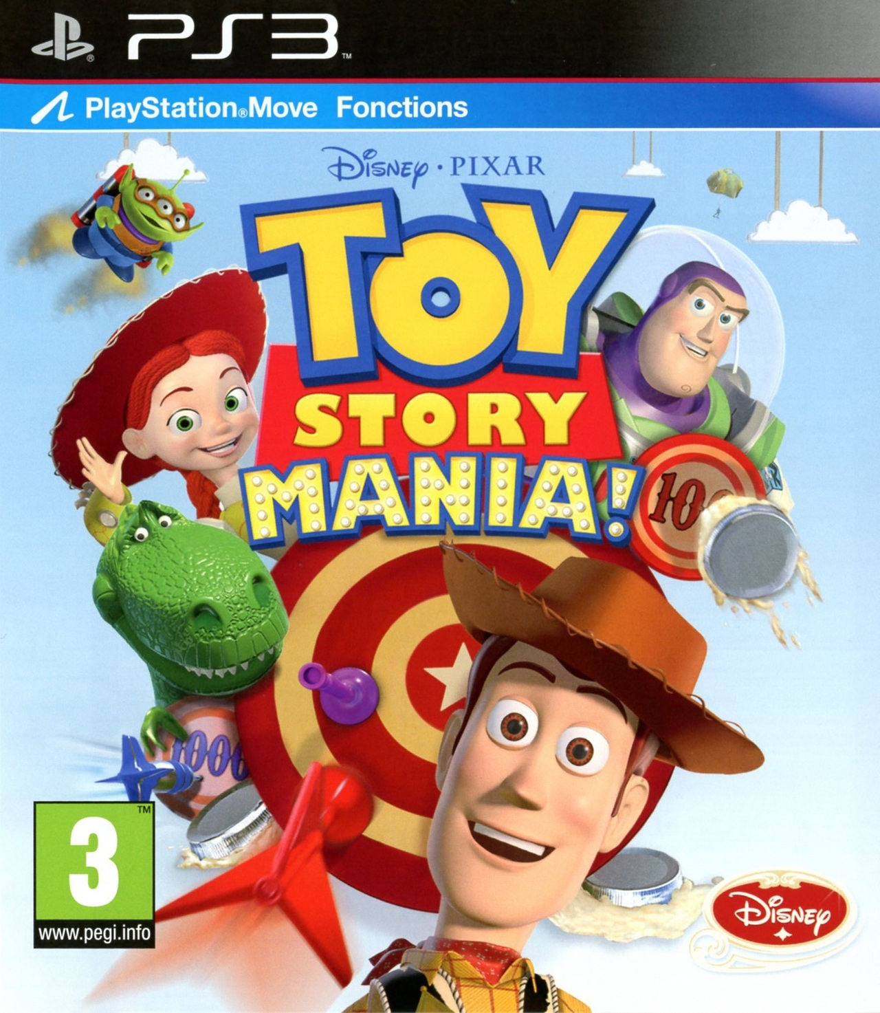 Toy Story Mania! Move (PS3)