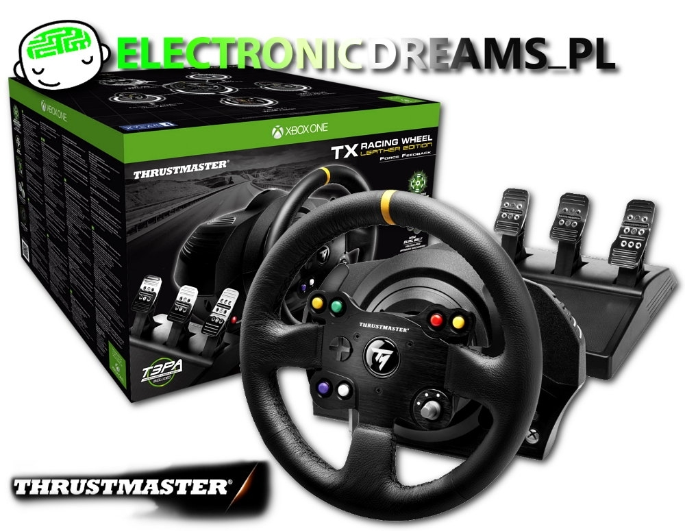 Thrustmaster TX Racing Wheel Leather Edition (Xbox One)