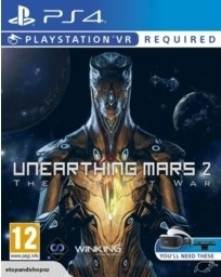 Unearthing Mars2 The Ancient War VR (PS4)