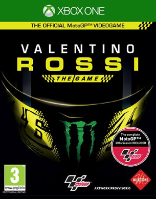 Valentino Rossi The Game MotoGp (Xbox One)