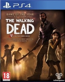 The Walking Dead First Season + 400 Days (PS4)