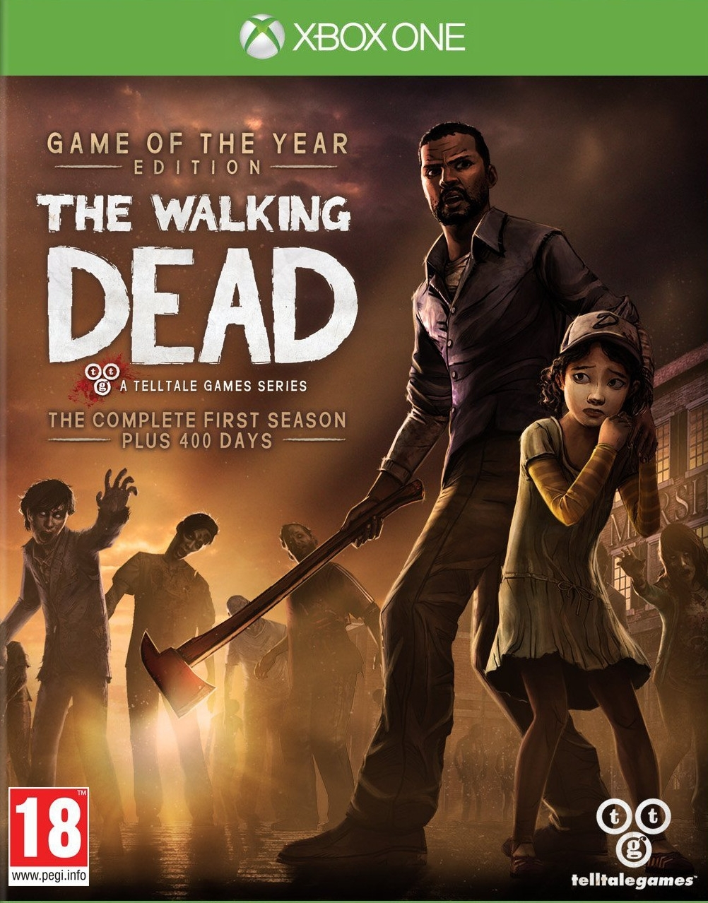 The Walking Dead (Xbox One)