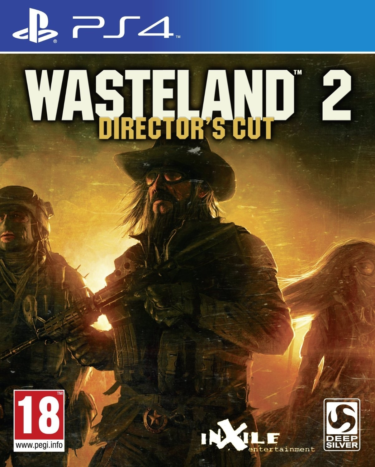 Wasteland 2: Director's Cut (PS4)