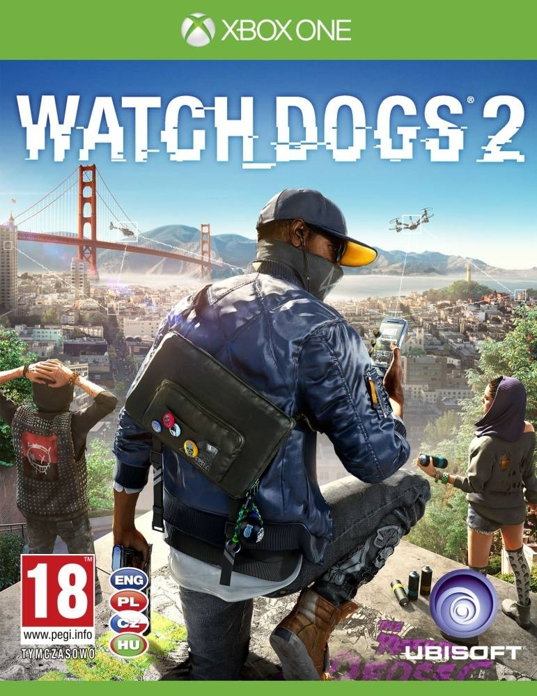 Watch Dogs 2 PL (Xbox One)