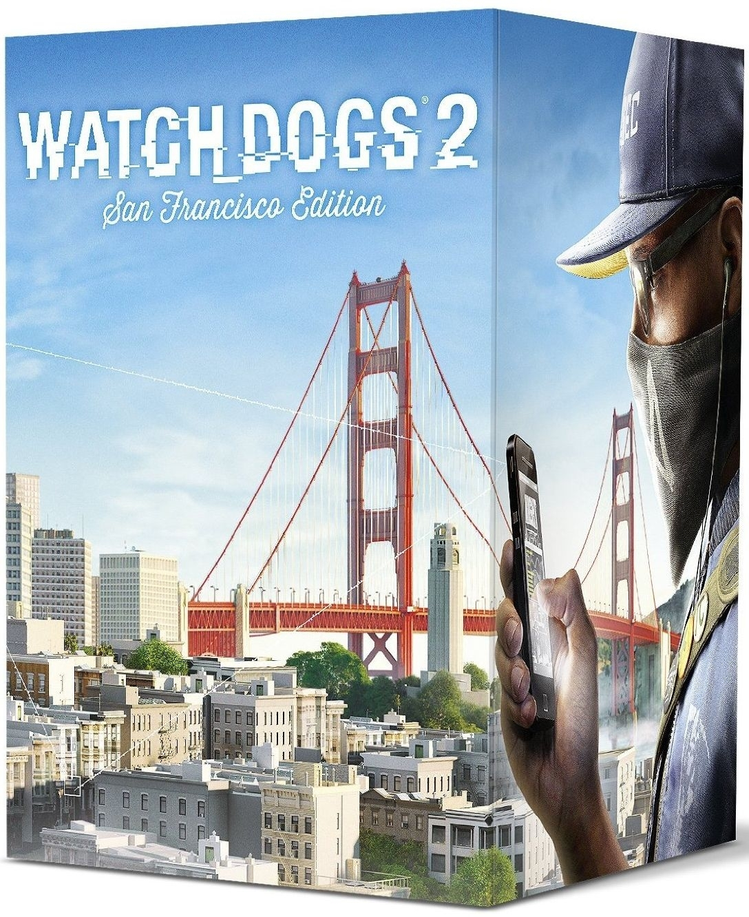 Watch Dogs 2 San Francisco Edition PL (PS4)