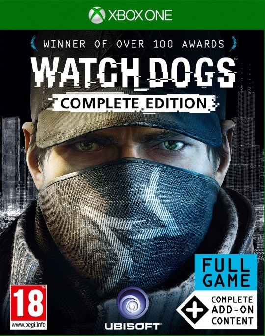 Watch Dogs Complete Edition (Xbox One)
