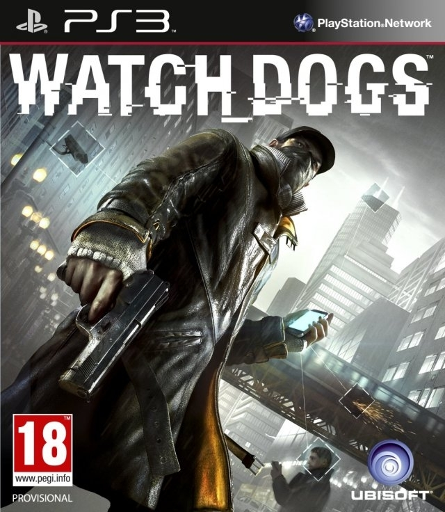 WatchDogs / Watch Dogs PL (PS3)