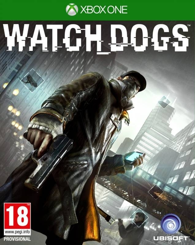 WatchDogs / Watch Dogs PL (Xbox One)