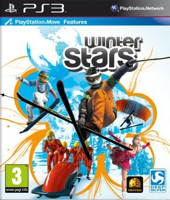 Winter Stars Move (PS3)