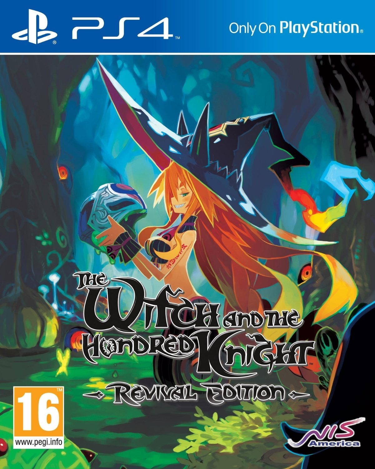 The Witch and the Hundred Knight Revival (PS4)