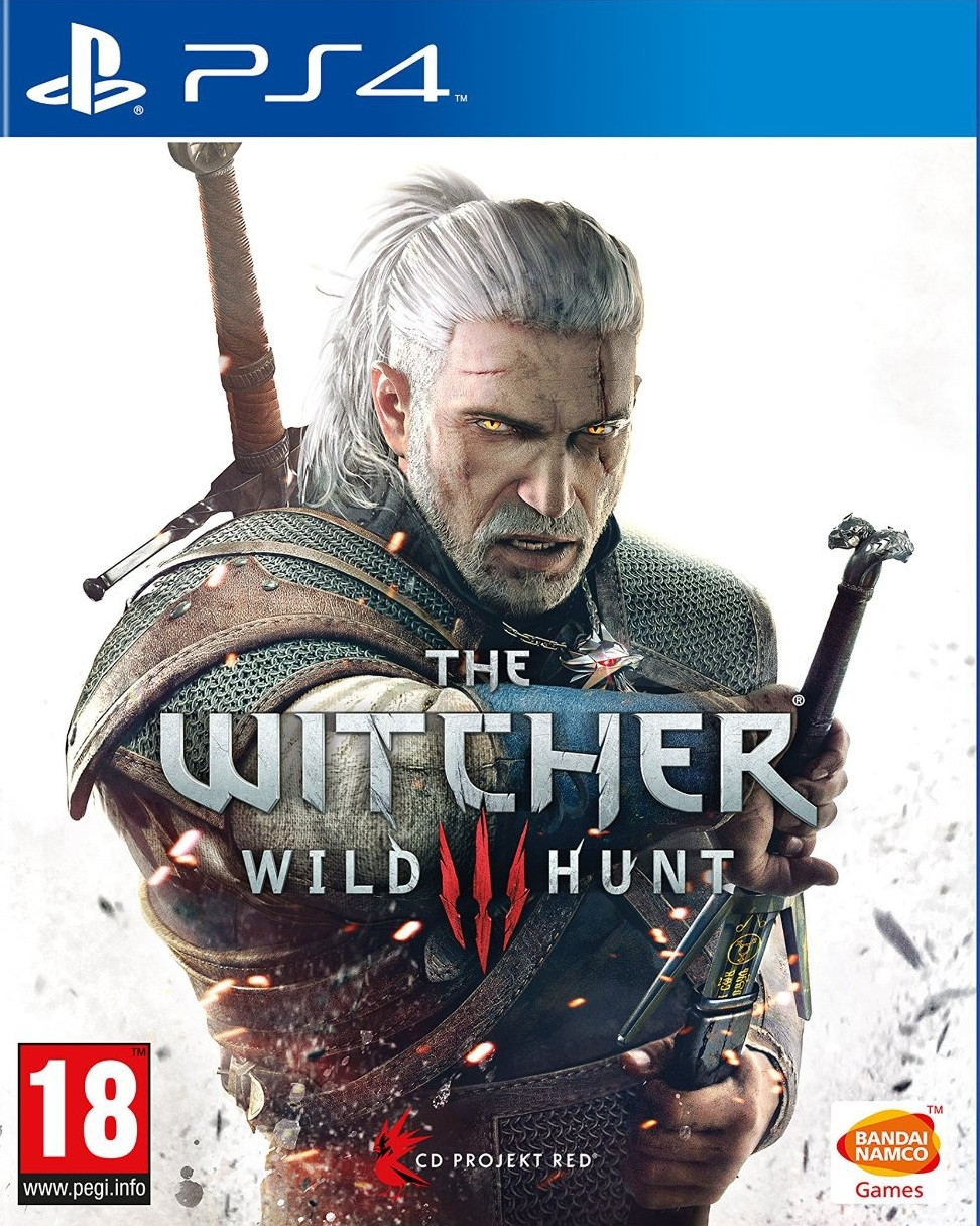 Wiedźmin 3 Dziki Gon / The Witcher Wild Hunt (PS4)