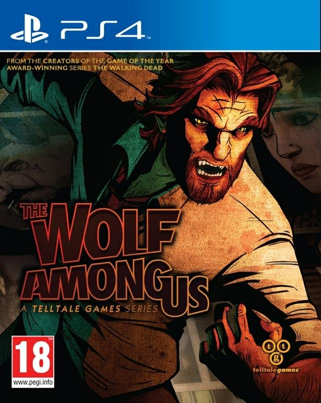Wolf Among Us (PS4)