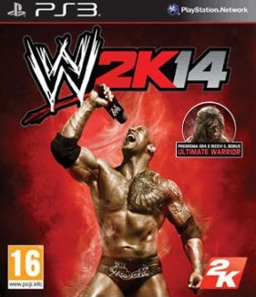 WWE 2K14: Ultimate Warrior Edition (PS3)