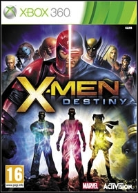 X-Men: Destiny (Xbox)