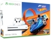 Konsola Xbox One S 500 GB Biała + Forza Horizon 3 + Hot Wheels