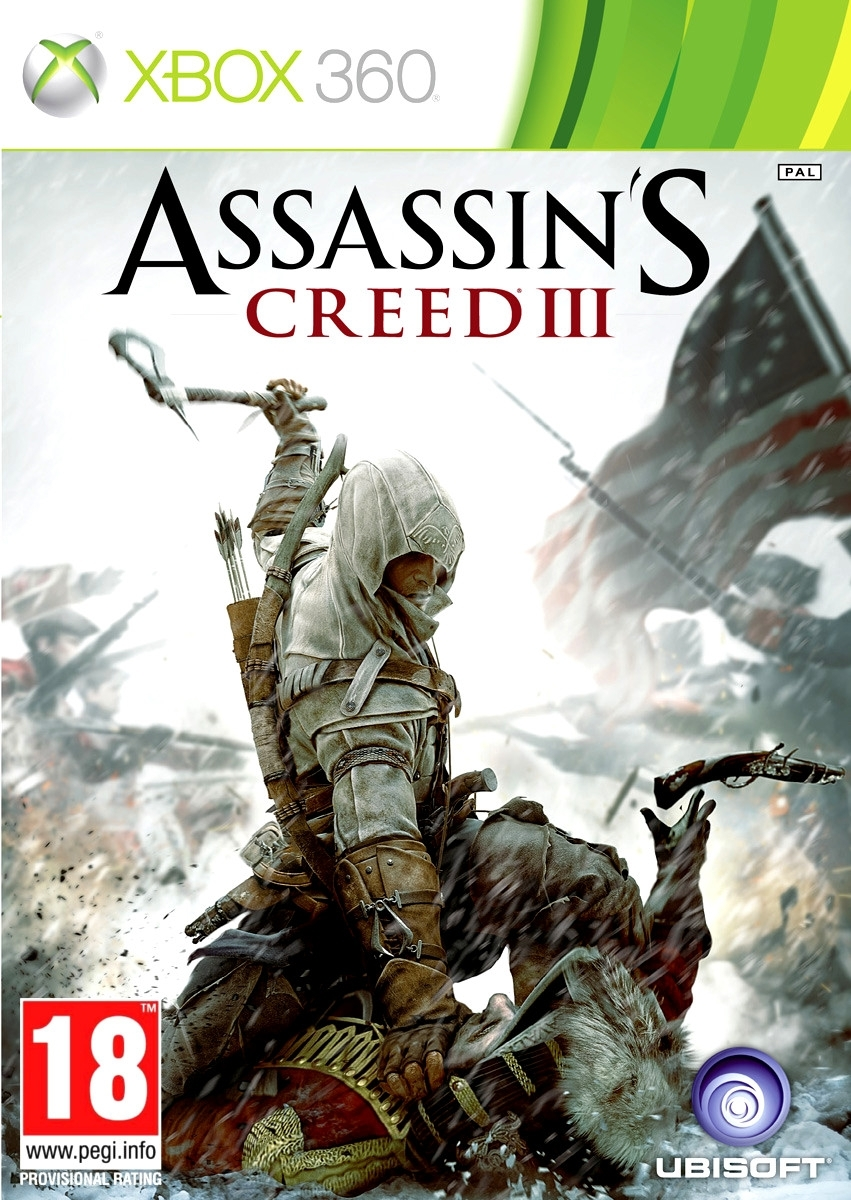 Assassin's Creed III PL (Xbox 360)