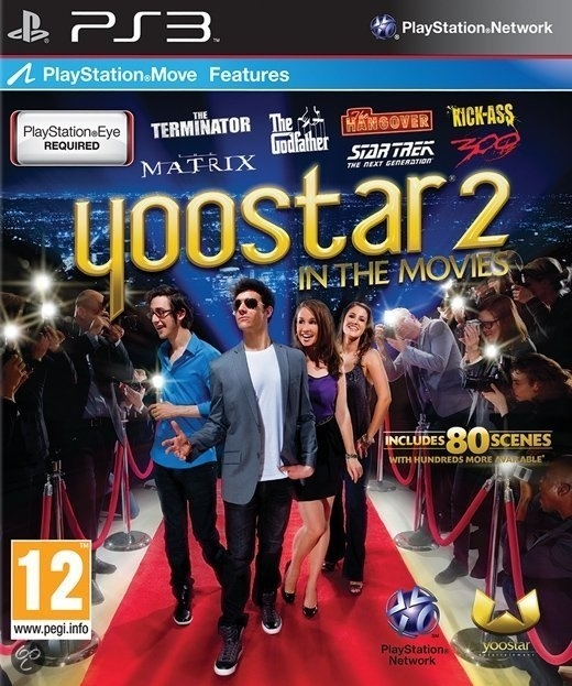 Yoostar 2: In the Movies Move (PS3)