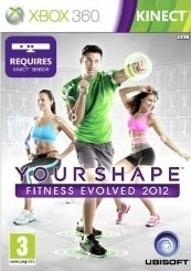 Your Shape: Fitness Evolved 2012 Kinect (Xbox 360)
